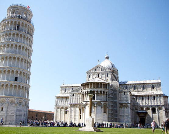 pisa, the leaning tower
