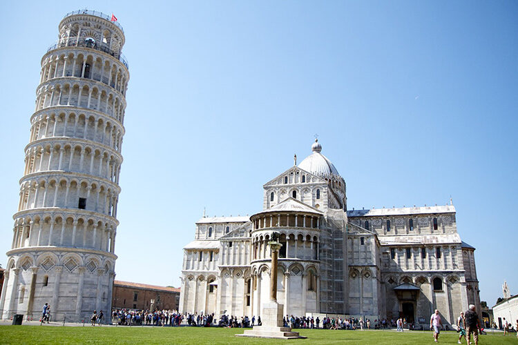 pisa, the leaning tower shore trip