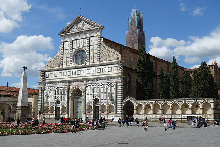 visita guidata per adulti, itinerario a santa maria novella Firenze