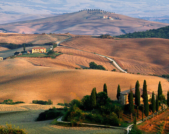 montalcino and pienza car tour